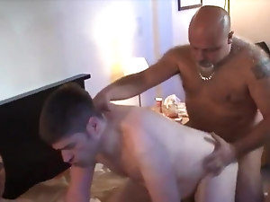 daddy bear groupsex